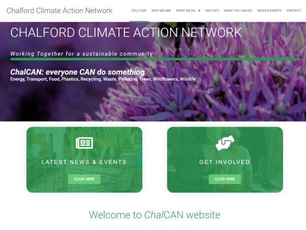 climate action network website example spear solutions